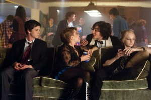 The Perks of Being a Wallflower (or The Smirks by Having Social Power) Review