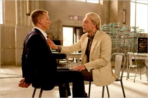 Skyfall (or Spy-For-All) Review
