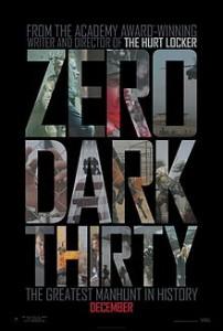 Zero Dark Thirty (Or Heros Mark The Guilty) Review