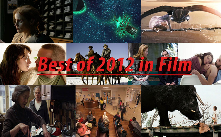 Best of 2012 Collage