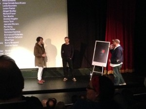 Q and A Session with Under the Skin's Director and Producer