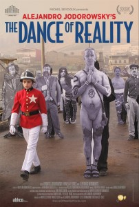 The Dance of reality poster