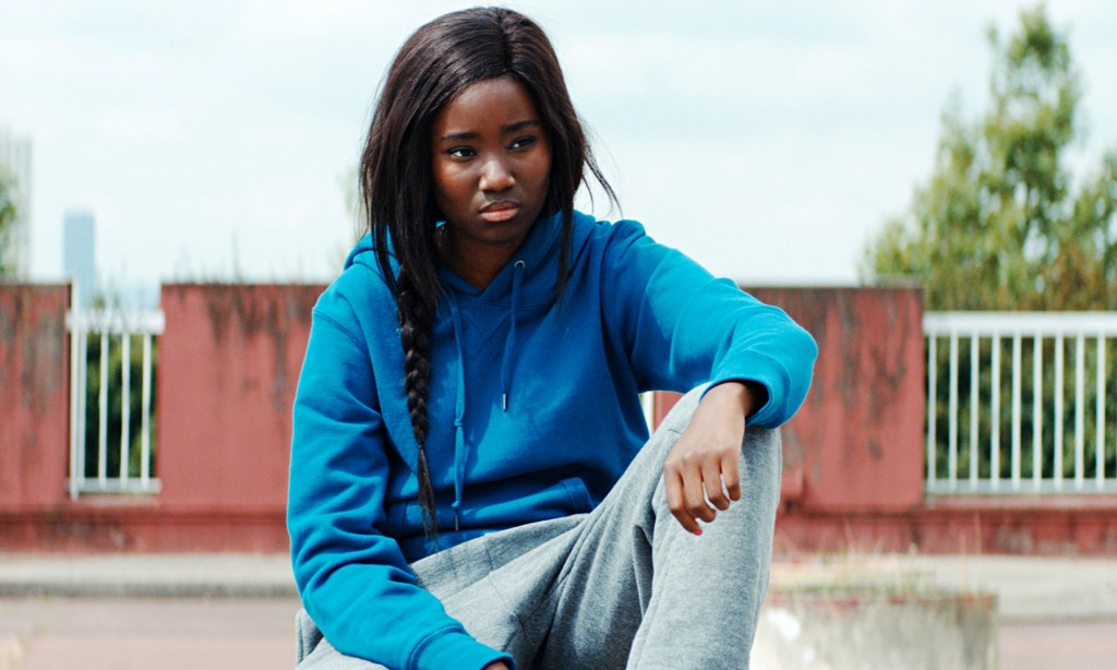 Karidja Touré in Girlhood