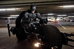 The Dark Knight Rises, 2012 (or The Dark Knight Rises, to the occasion)